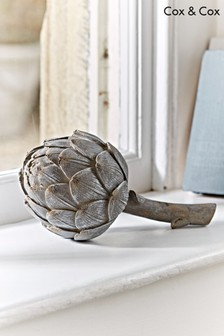 Faux Artichoke Ornament