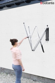 24 Metre Wall Mounted Clothes Dryer by Brabantia