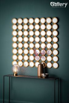 Carrington Circles Mirror by Gallery Direct