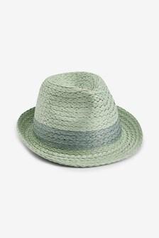 Trim Trilby Hat