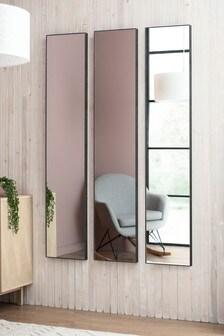 Set of 3 Floor Length Mirrors