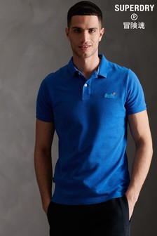 Superdry Classic Pique Short Sleeve Poloshirt