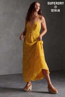 Superdry Margaux Maxi Dress