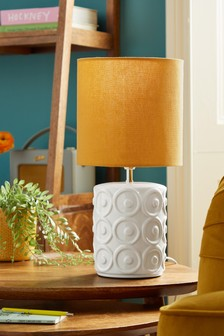 Ochre Lydia Table Lamp