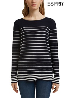 Esprit Women's Stripe Jumper