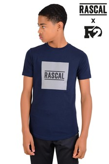 Rascal Blue Real T-Shirt