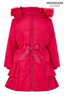 Monsoon Ruby Padded Coat