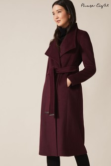 Phase Eight Red Nicci Trench Coat