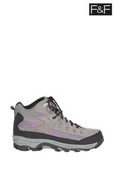 F&F Waterproof Hiker Boots