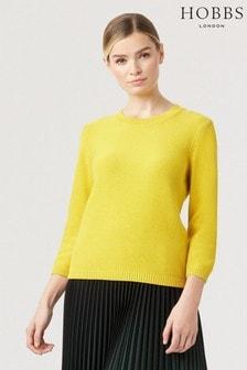 Hobbs Yellow Jade Sweater