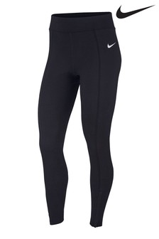 Nike High Waist Zip Leggings