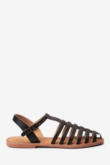 Leather Fishermans Sandals