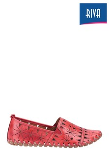 Riva Red Sabadell Summer Shoes