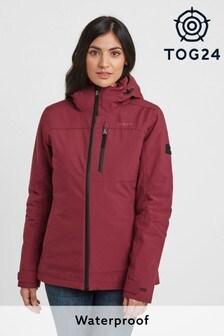 Tog 24 Womens Red Beverley 3-1 Waterproof Jacket