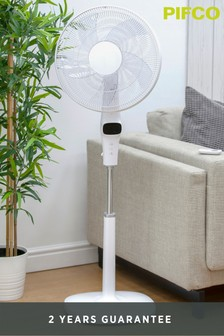 12 Speed Pedestal Fan by Pifco