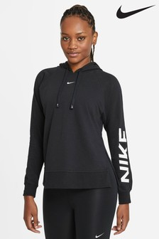 Nike Pro Pull Over Graphic Hoodie