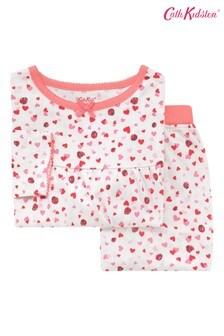 Cath Kidston Kids Long Sleeve Jersey PJs Mini Lovebugs