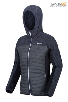 Regatta Pemble Hybrid Hooded Fleece