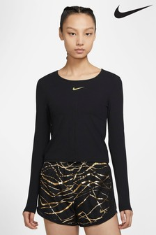 Nike Icon Clash Long Sleeve Run T-Shirt