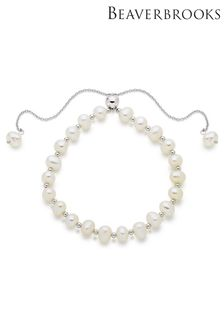 Beaverbrooks Fresh Water Cultured Pearl Bracelet