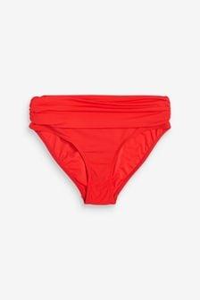 Roll Top Bikini Briefs