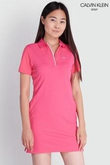 Calvin Klein Golf Pink Eden Dress