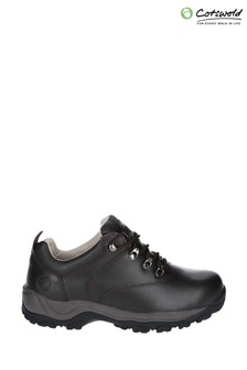 Cotswold Brown Winstone Low Waterproof Hiking Shoes