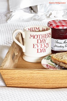 Emma Bridgewater Pink Toast Like Mother Like Daughter Mug