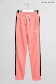 GANT Pink Lock Up Stripe Pants