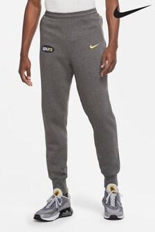 Nike Grey Tottenham Hotspur Fleece Joggers