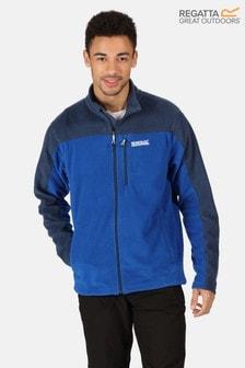 Regatta Blue Fellard Full Zip Fleece