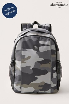 Abercrombie & Fitch Camouflage Backpack