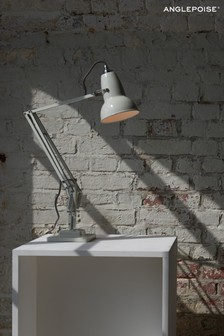 Anglepoise Original 1227 Linen White Desk Lamp
