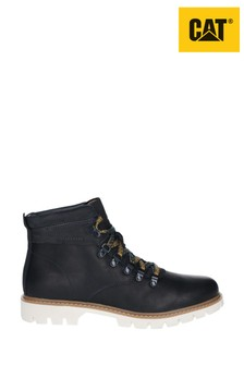 CAT® Lifestyle Blue Crux Lace-Up Boots