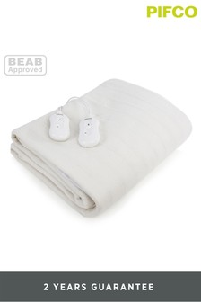 Double Fitted Heated Mattress Cover by Pifco