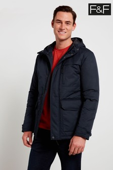 F&F Navy Performance Jacket