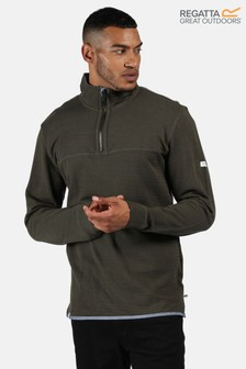 Regatta Lauro Half Zip Herringbone Fleece