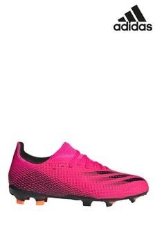 adidas X P3 Firm Ground Football Boots