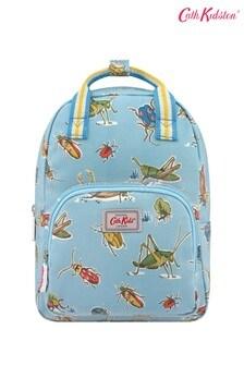 Cath Kidston® Blue Bugs Kids Medium Backpack