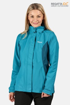 Regatta Blue Daysha Waterproof Jacket