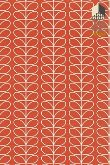 Orla Kiely Linear Stem Wallpaper
