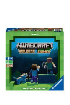 Ravensburger Minecraft Builders & Biomes Game