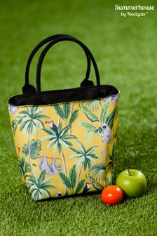 Navigate Madagascar Sloth Lunch Tote