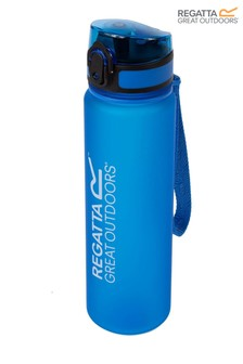 Regatta Blue 0.6L Tritan Flip Bottle