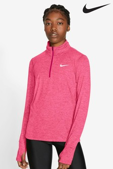 Nike Element 1/2 Zip Run Sweat Top