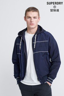Superdry Hooded Summer House Bomber Jacket