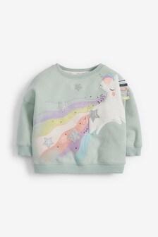Unicorn Sweatshirt (3mths-7yrs)