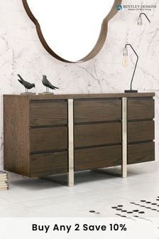 Tivoli Narrow Sideboard by Bentley Designs