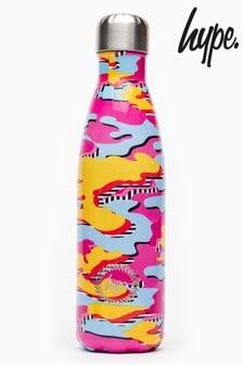 Hype. Cartoon Camo Metal Reusable Bottle