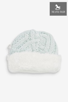 The Little Tailor Blue Knitted Hat